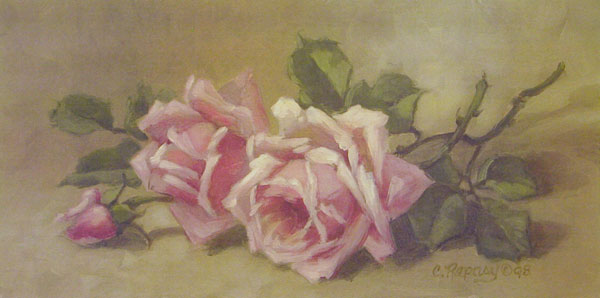 Double Pink Rose