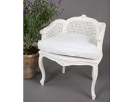 Louis XV Style Bedroom Chair