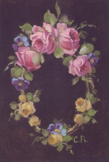 French Wreath